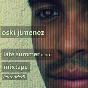 Late Summer mixtape 8.2012 (extended)