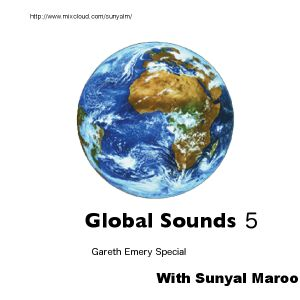 Global Sounds 5 - Gareth Emery Special