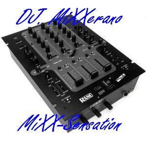 Dj MiXXerano  MiXX-Sensation Vol. No1