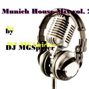 Dj MGSpider Munich House Mix vol. 2