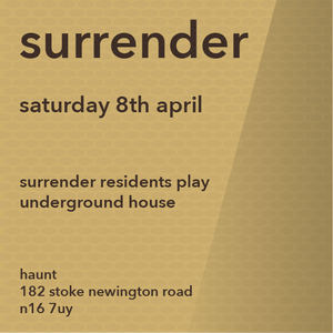 Olly King - Spring 2017 Mix - Surrender Promo