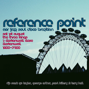 Reference Point Saturday 1st August