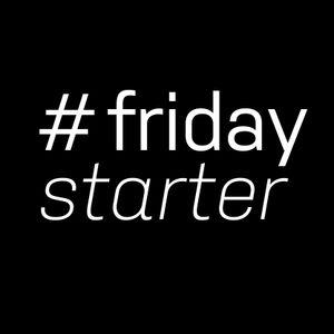#10 Friday Starter by BlueEyes
