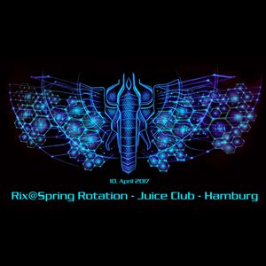 Rix @ Juice Club - Hamburg - 2017