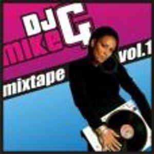Dj Mike G - Mixtape vol. 1 (2009)