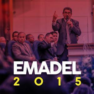 Pregação de Domingo - Pr. J.C. Magalhães - EMADEL 2015