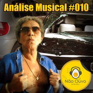 Análise Musical #010 - Vidro Fumê (Reginaldo Rossi)