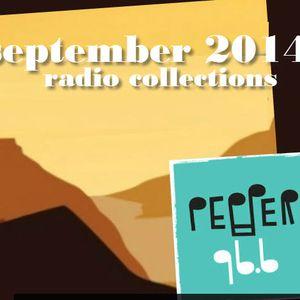 LITTLE BIT OF FEEL GOOD - PEPPER RADIO SEPTEMBER 2014 VOL 2