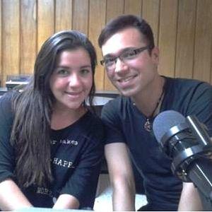 Ser Estudiantes / 20-02-2015 / Invitados Emily Varela y Aníbal Rondón de Odontología ULA