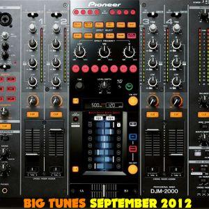 Big Tunes September 2012