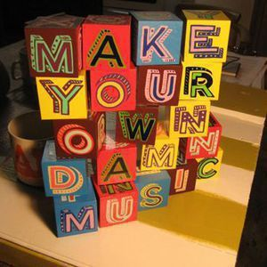 Make Your Own Damn Music - 20th December 2016