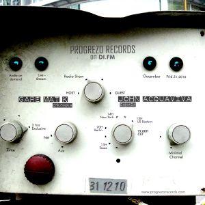 John Acquaviva at Progrezo Records on DI.FM - Dec 2011 - part2