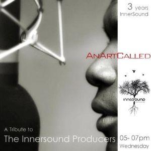 The AnArtCalled Radio Show 10.04.2013 on InnerSound