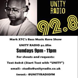 Mark XTC's Bass Music Rave Show with Special Guests K-Klass 22_02_2015_Unity Radio