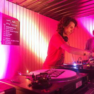 Sebcat @ Kiosk Radio at Dour Festival 12.07.2018