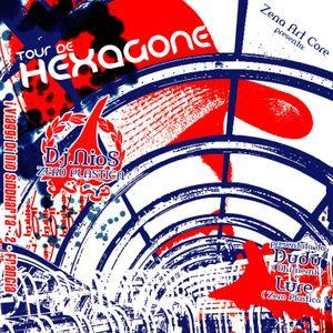 "Dj Nio ""Tour de Hexagone"" - NioSiddharta's Travels -2- FRANCE - Mixtape"