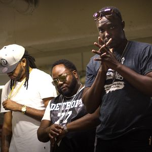 Ward 21 live @ Ghetto Connection