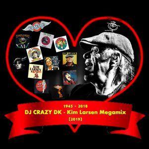 DJ Crazy DK - Kim Larsen megamix 2019