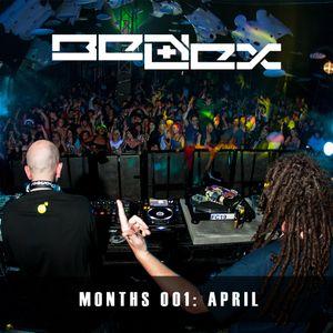 Months 001: April