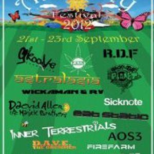 Rebel Arts Radio 17th September 2012