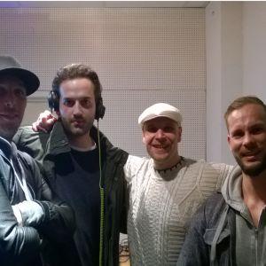 Das Bootshaus auf Radio Darmstadt 103,4  mit  Gazi & Tom Vonderau
