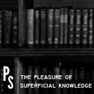 A Picky Shuffle Mixtape - The pleasure of superficial knowledge