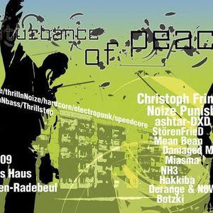 Noize Punishment live at Disturbance of Peace