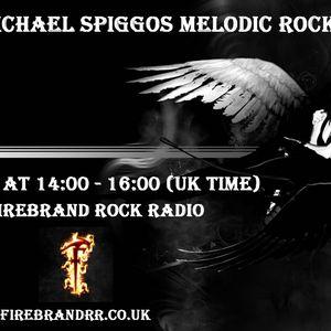 The Michael Spiggos Melodic Rock Show 22.09.2013