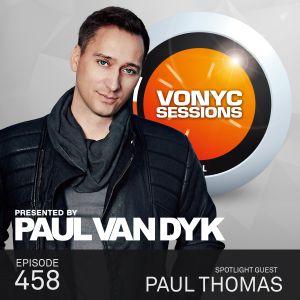 Paul van Dyk's VONYC Sessions 458 - Paul Thomas