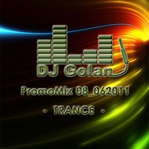 DJ Golan - PROMOMix08_062011 (TRANCE)