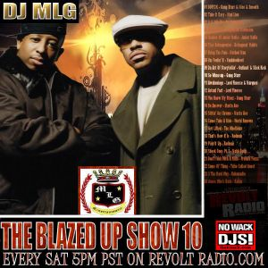 The Blazed Up Show