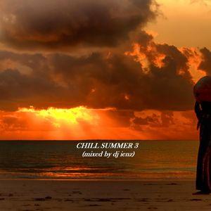 CHILL SUMMER 3 (mixed by dj ienz)