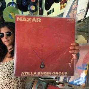 Debora Ipekel with Injazero Records // 28-11-19