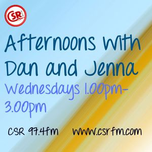 Afternoons with Dan and Jenna Podcast 6.