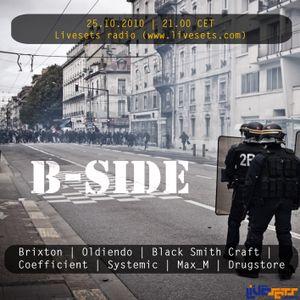 Coefficient @ Bside show (25-10-2010)