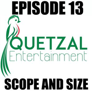 D1Pcast Episode 13 - Scope and Size (Ft. Comet)