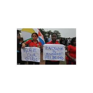 Bring Our Girls Home: Crisis in Nigeria
