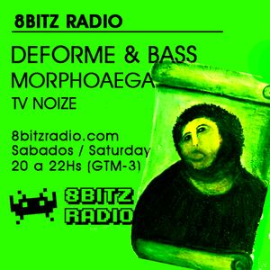 Deforme & Bass #32, at 8Bitz Radio