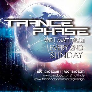 Matt Trigle - Trance Phase 001