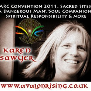 KAREN SAWYER - ARC Convention, 'Soul Companions' & more - 15/2/11