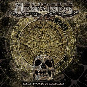 DJ Pakalolo - Apokalypse 21-12-2012 (PSY-PROGG / 136 BPM / PROMO 2012)