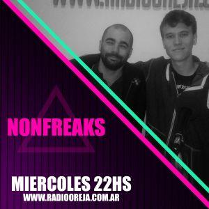 NONFREAKS - 027 - 07/09/16 - MIERCOLES DE 22 A 24 HS POR WWW.RADIOOREJA.COM.AR
