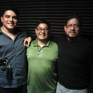 CL 080517 Fito Villalobos y su música junto al Lic. Fernando Carranza en YSUES CULTURA LATINOAMERICA
