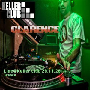 Live@Keller Club 28.11.2014 [Trance]