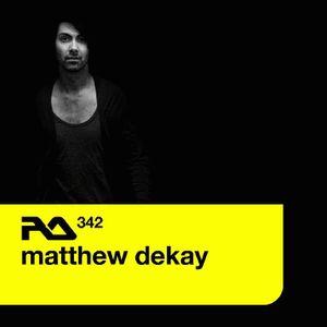 RA.342 Matthew Dekay (2012)