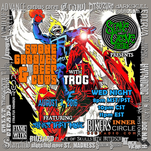 Stone Grooves & Deep Cuts on BiC Radio - August 3, 2016 [Stars That Move #4]