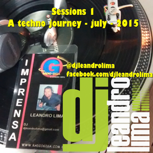 Sessions 1 - A techno journey - july - 2015