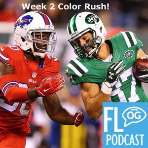 Episode 46 - Week 2 Color Rush!