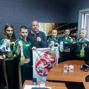 Територія позитиву: чемпіони світу з кікбоксингу