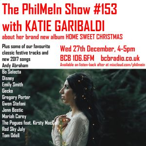 The PhilMeIn Show #153 with Katie Garibaldi